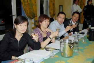 Accueil de nos clients Chinois